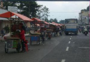 Pasar Kaget Jl. Otista Bandung