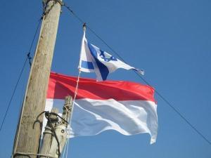 Ilustrasi Hubungan Indonesia - Israel