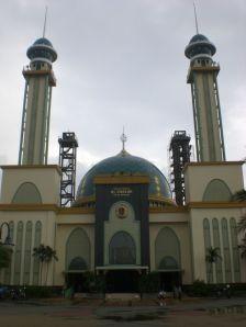 Masjid (Al Barkah - Bekasi)