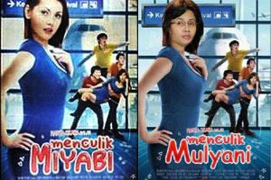 Menculik Miyabi atau Menculik Mulyani ?