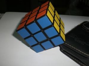 Rubik Yang Berhasil Kuselesaikan