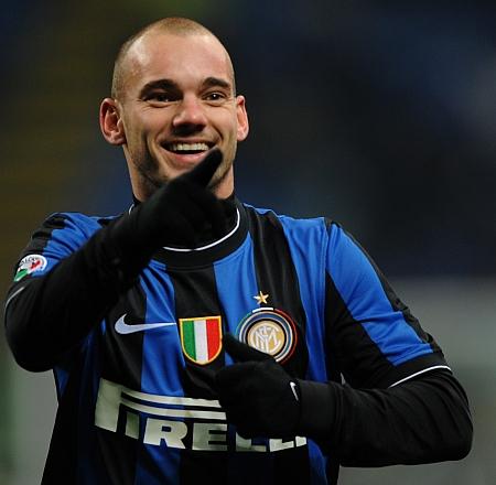 Wesley Sneijder (Inter Milan)