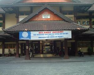Gedung Dekanat Fakultas Sastra & Seni Rupa UNS