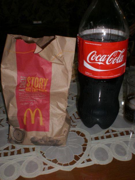 McD dan Cocacola