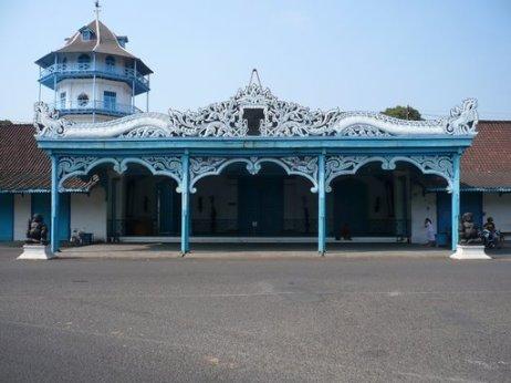 Kraton Surakarta Hadiningrat (Sumber Gambar Klik Saja)