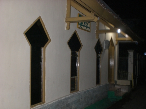 Masjid Al Ikhlas (Daerah Jl. Kautaman Istri Bandung)