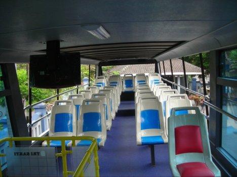 Bus Tingkat Solo Nampak Lantai 2-nya (foto diperoleh dari Forum SkyscraperCity yg diambil dari FB Wiradat Anindito)