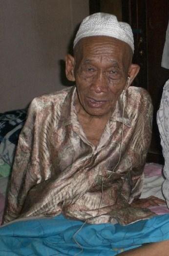 Kyai Mubarrid (Mbah Barid-Solo)