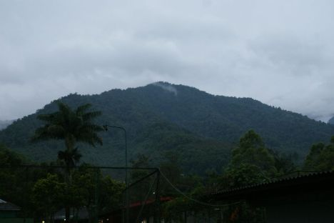 Kabut di Bukit Menoreh Sudah Pergi