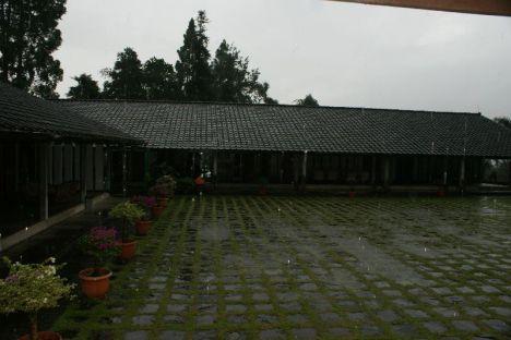 Kamar Villa di Wisma Affandi