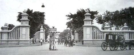 Lodjiwoerong-Cantinestraat Gladag 1930an
