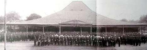 Mangkunegaran-Legioen Reterink 1933