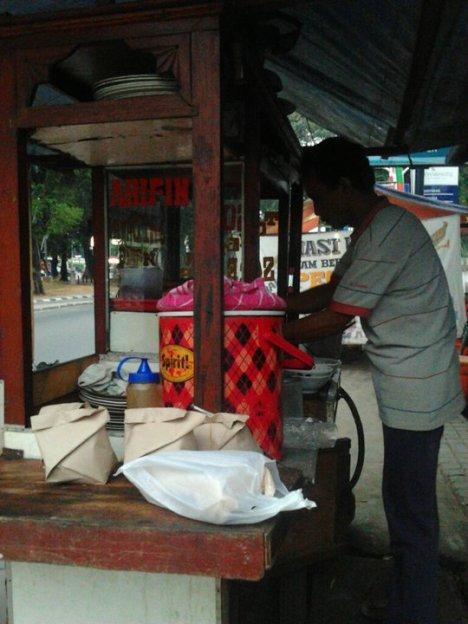 Warung Makan Cak Arifin