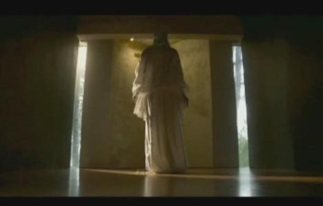 #1 Adegan Annisa Sholat di Mushola Dalam Film Cin(t)a