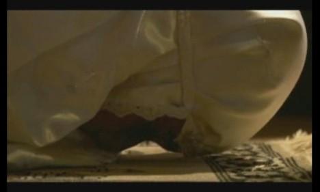 #2 Adegan Annisa Sholat di Mushola Dalam Film Cin(t)a