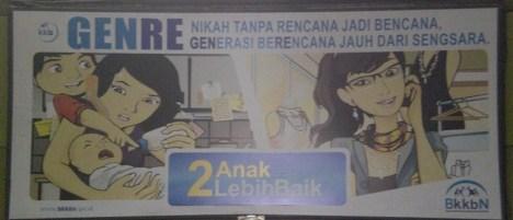 Iklan 'menyesatkan' GENRE
