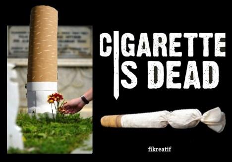 The Cigarette Is Dead