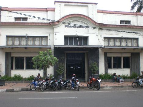 Kantor Tata Usaha Pikiran Rakyat - Bandung