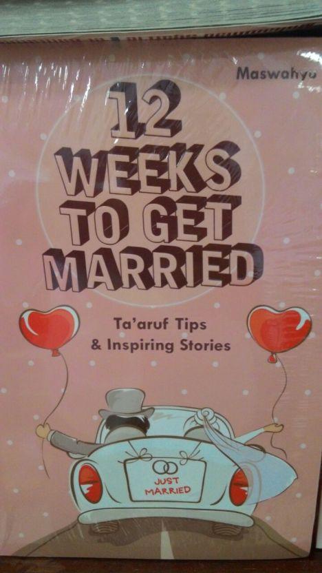 12 week to get married
