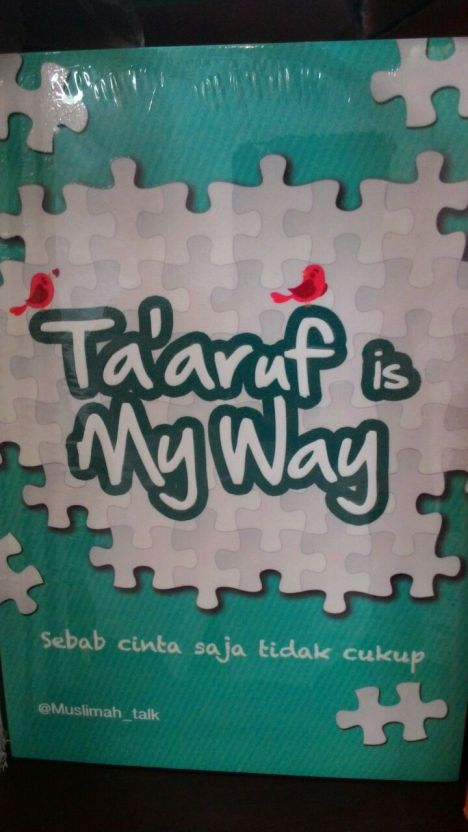 Ta'aruf is my way