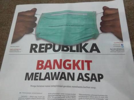 Aksi Republika Jumat 9 Oktober 2015