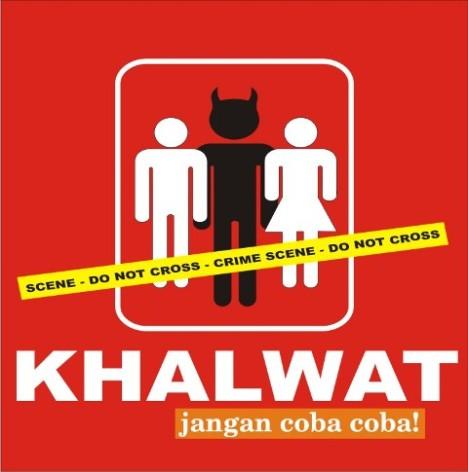 Dilarang Khalwat (sumber: MuslimahCorner.com)