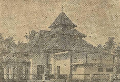 Masjid Sholihin lama