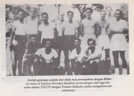 Olahraga Pasca Gencatan Senjata di Sriwedari