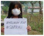 Solidaritas #MelawanAsap anak2