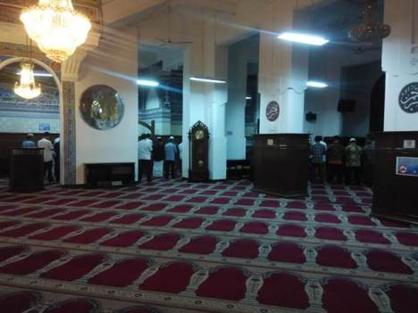 Pejuang Subuh Masjid Cut Mutia