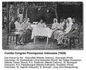 Kongress Perempuan Indonesia I