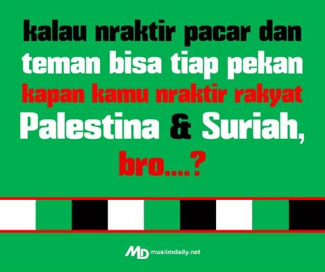 MD Nraktir Palestina Suriah