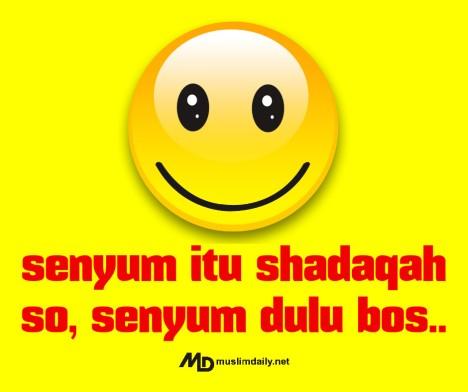 MD Senyum shadaqah