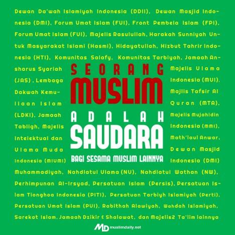 Muslim Bersaudara versi 2